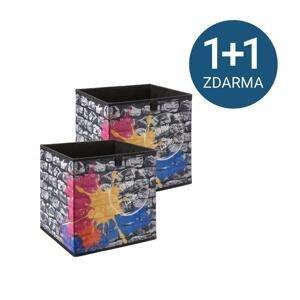 Úložný Box Poppi 6 -Based 1+1 Zadarmo