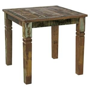 Jedálenský Stôl Kalkutta Masív Š:80cm