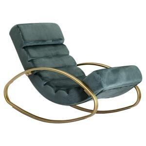Relaxačné Ležadlo Wohnling Zelené