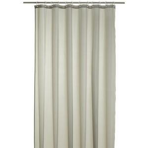 Sprchový Záves Uni, 180/200cm, Sivohnedá