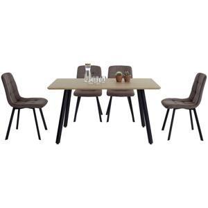 stolová súprava 5-Teilig