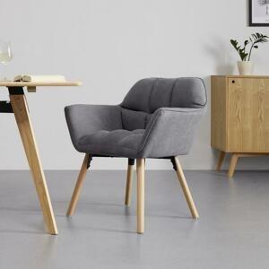 stolička s podrúčkami Matthew