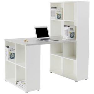Písací stôl Quattro