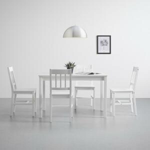 stolová súprava Amira Biela