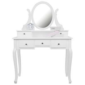kozmetický stolík sara