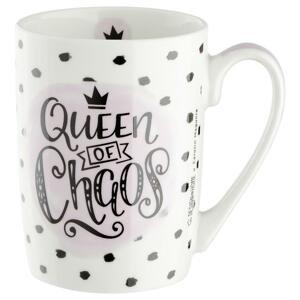 Hrnček na kávu Queen Of Chaos Ca. 250ml