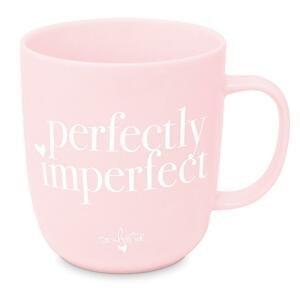 Hrnček na kávu Perfectly Imperfect
