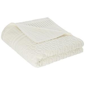 Malý uterák Carina, 50/100cm, Biela