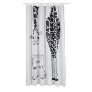 Záves Do sprchovacieho kúta Žirafa, 180/200 Cm