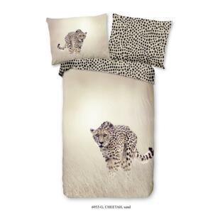 Luxusná Posteľná Bielizeň Cheetah Ca. 140x200cm