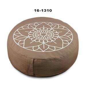 Podlahový Vankúš Lata Yoga, P: 40cm, Béžová