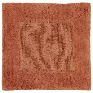 Kúpeľňová Predložka Karen, 50/50cm, Oranžová