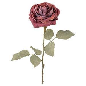 Umelá Ruža Rose I, 56cm