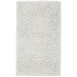koberec s Vysokým Vlasom Bono 3, 120/175cm, Biela