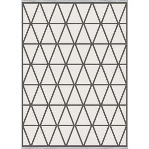 Hladko Tkaný koberec Phoenix 3, 160/230cm