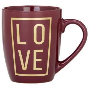 Hrnček na kávu Love
