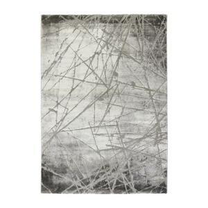 Tkaný koberec Manchester 2, 120/170cm, sivá