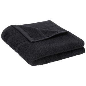 Malý uterák Melanie, 50/100cm, Čierna