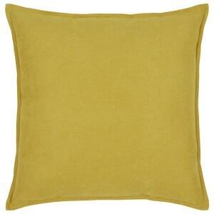 Dekoračný Vankúš Nizza, 45/45 Cm, Žltá