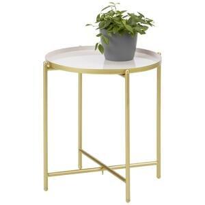 Odkladací stolík Leah -Trend-