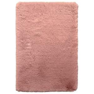 umelá kožušina Caroline 2, 120/160cm, Ružová