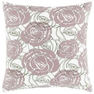 Dekoračný Vankúš Rose Delight, 45/45cm, Ružová