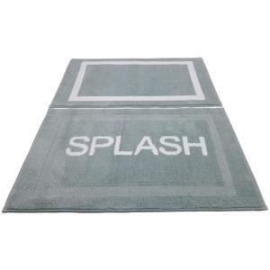 Kúpeľňová Predložka Splash, 42/60+53/86cm