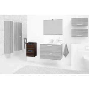 Kúpeľňová skrinka Montpellier (orech)