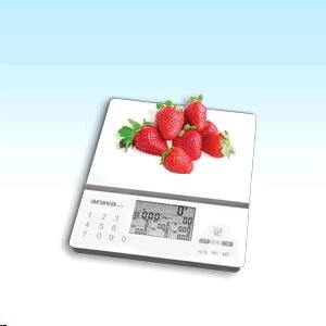 Kuchynská váha Orava EV-8 A, 5 kg, nutričné