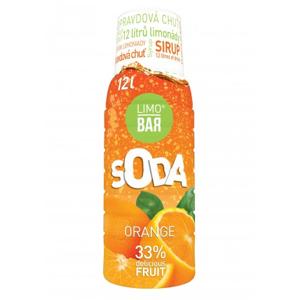 Sirup Limo Bar, Pomaranč, 500ml