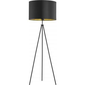 Lampa Office black (čierna, 145 cm)