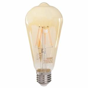 LED žiarovka Tesla CRYSTAL, CONE, E27, 4W, retro, teplá biela