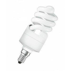 Úsporná žiarivka Osram MTW, E14, 15W, teplá biela