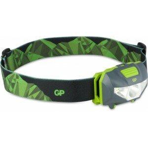Čelovka GP CH32, LED, 3xAAA