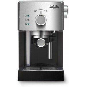 Pákové espresso Gaggia Viva DeLuxe