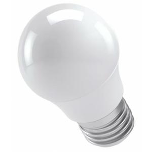Emos ZQ1110 LED žiarovka Classic Mini Globe 4W E27 teplá biela