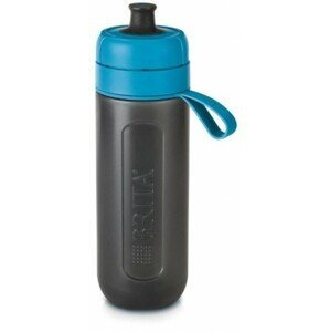 Filtračné fľašu Brita 1020336, Fill & Go Active, modrá