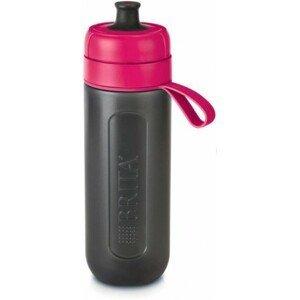 Filtračné fľašu Brita 1020337, Fill & Go Active, ružová