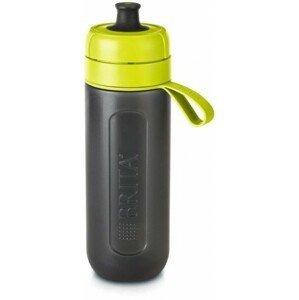 Filtračné fľašu Brita 1020338, Fill & Go Active, limetková