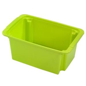 Úložný box Heidrun HDR5107, 5l, plast, mix farieb