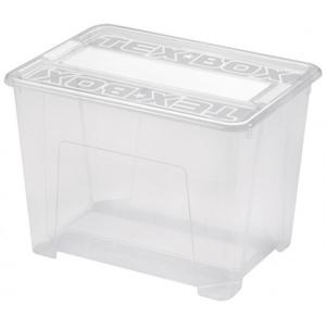 Úložný box Heidrun HDR7205, TEX Box, 21l