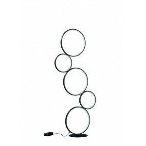 Trio TR422610532 Stojací svietidlo Rondo,LED 1x36W/SMD, čierna