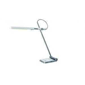 LED stolná lampička Immax Marabu, bílá