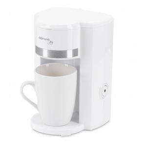 Kávovar Delimano Joy, biela