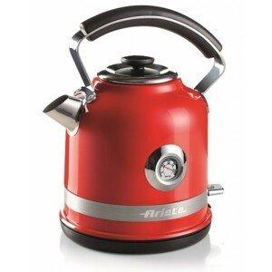 Rýchlovarná kanvica Ariete ART 2854, červená, 1,7l