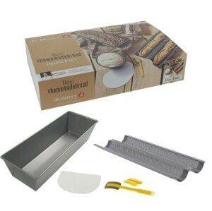 Balíček pre výrobu domáceho chleba a bagiet de Buyer 4713.00