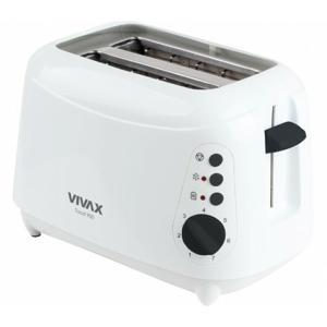 Hriankovač Vivax TS-900, 900 W, biely