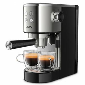 Pákové espresso Krups Virtuoso XP442C11 POUŽITÉ, NEOPOTREBOVANÝ T