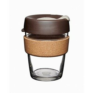 Termohrnček KeepCup Brew Cork Almond M, 340 ml
