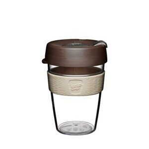 Termohrnček KeepCup Clear Aróma M, 340 ml